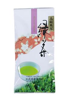 深蒸し緑茶 高級煎茶 [F103]