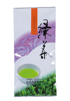 深蒸し緑茶 上煎茶 [F104]