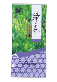 深蒸し緑茶 特上くき茶 [F301]