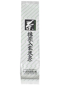 抹茶入り玄米茶 [F501]